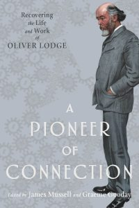 Cover of book, A Pioneer of Connection